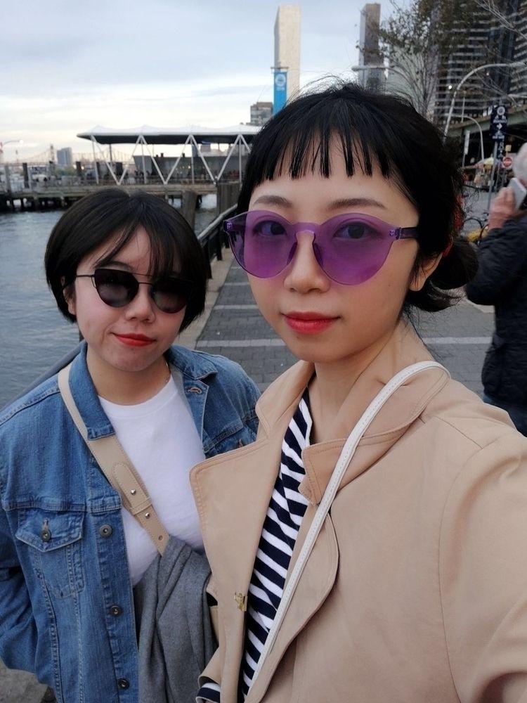 Chinese designer based Newyork - starts | ello