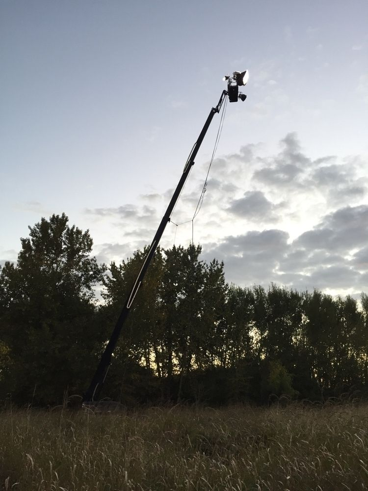 Lighting lift, 18K, 4K. North 4 - tonydurke | ello