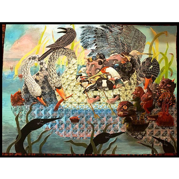 Clarion Caw - Hofheimer Gallery - hofheimergallery | ello