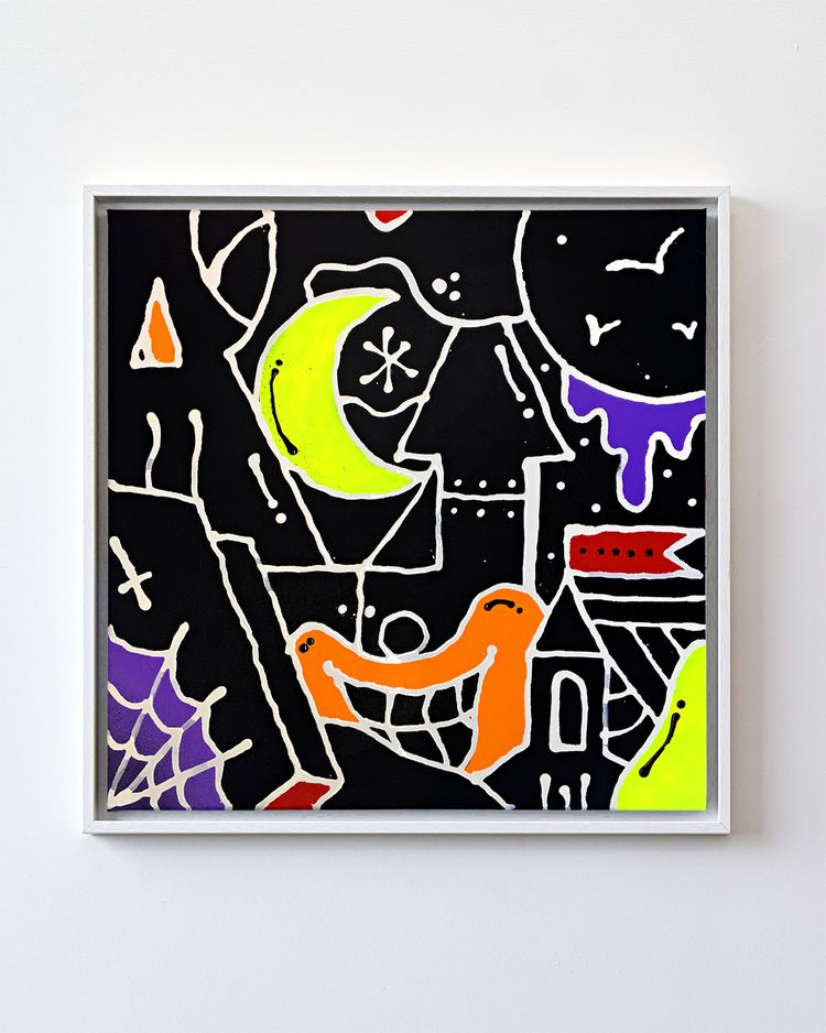 Absolutely Painting 09 Hallowee - darrenjohn | ello