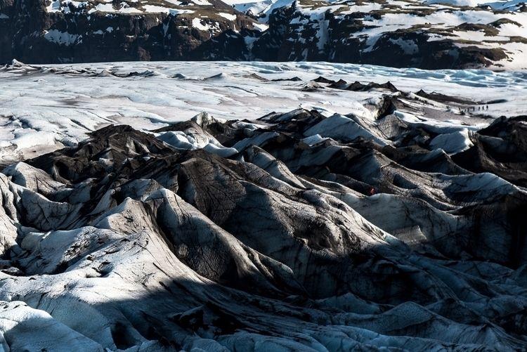 iceland, islande, landscape, glacier - bblstudio | ello