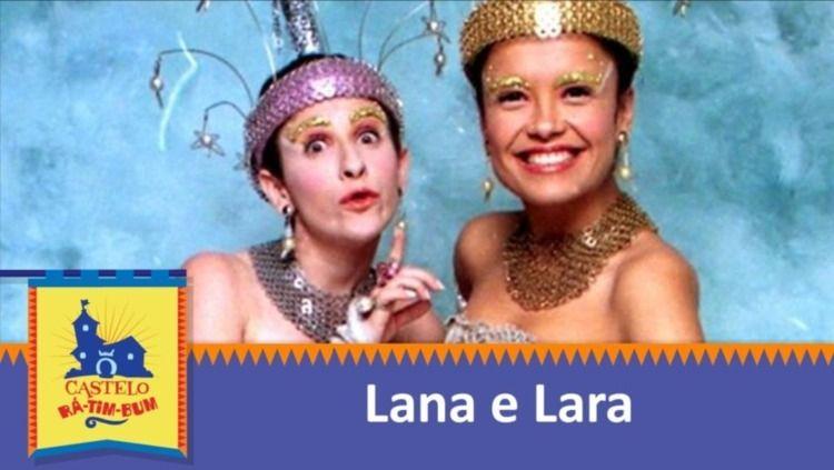 Lana Lara são duas fadas moram  - hqscomcafe | ello