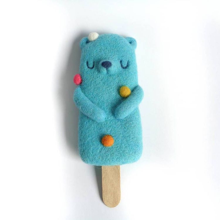 popsicle? bear?... Popsicle Bea - droolwool | ello