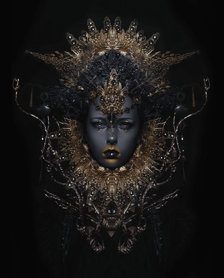 """Enlightenment"" — Photographer - darkbeautymag | ello"