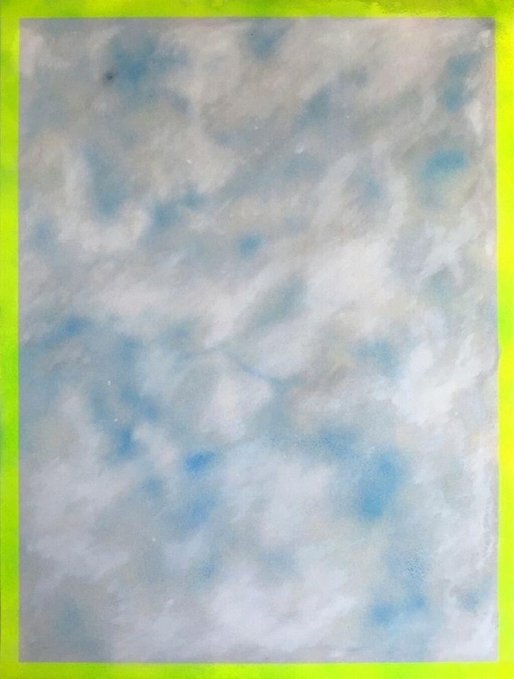 Untitled, 2018, spray paint, oi - federico_polloni | ello
