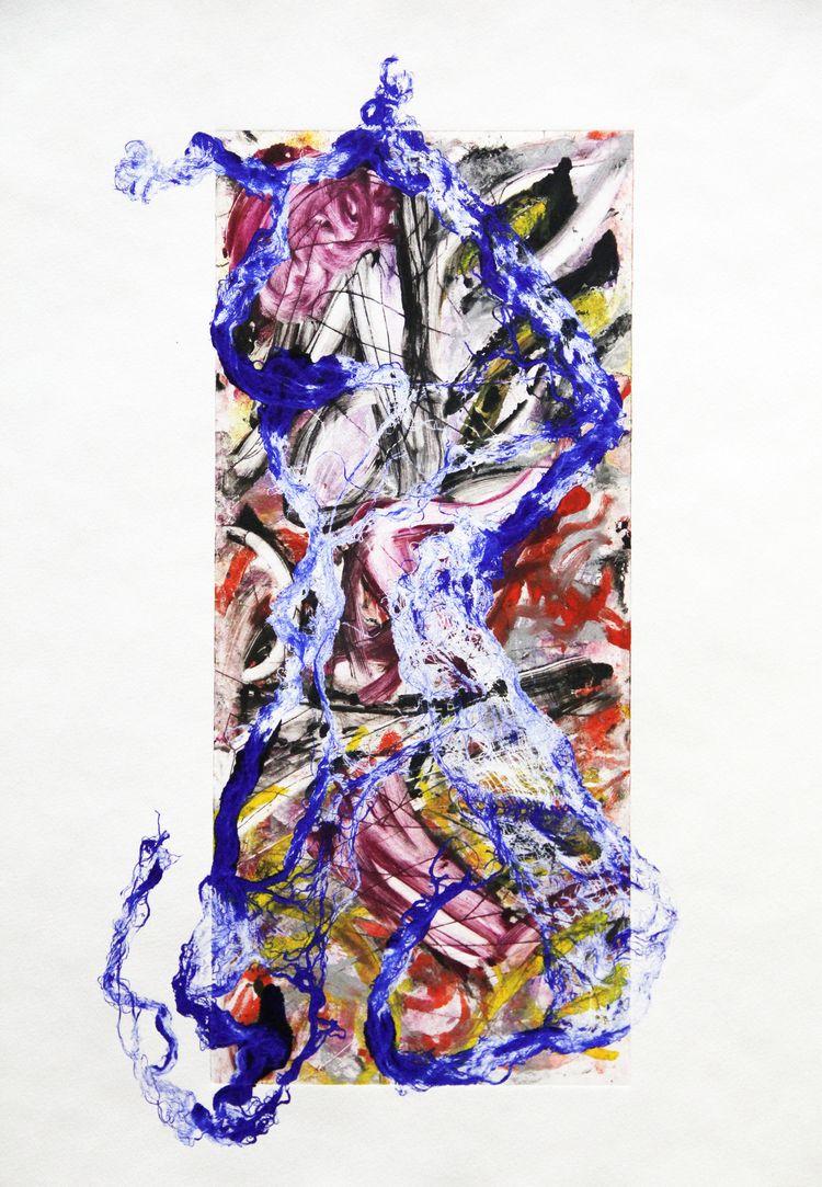 printmaking, print, art, abstract - elekz   ello