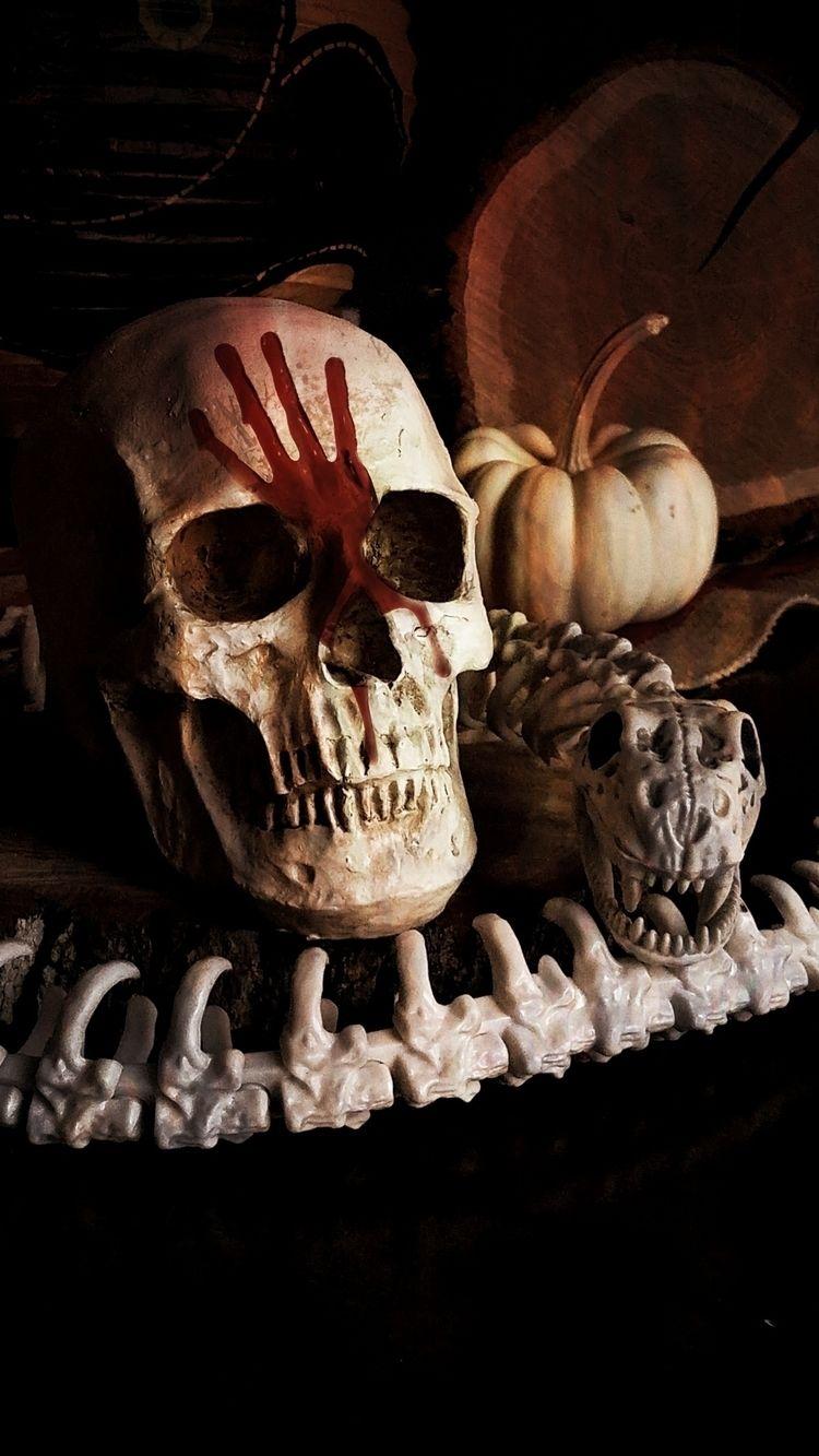 Happy Halloween! demented house - fotodog | ello