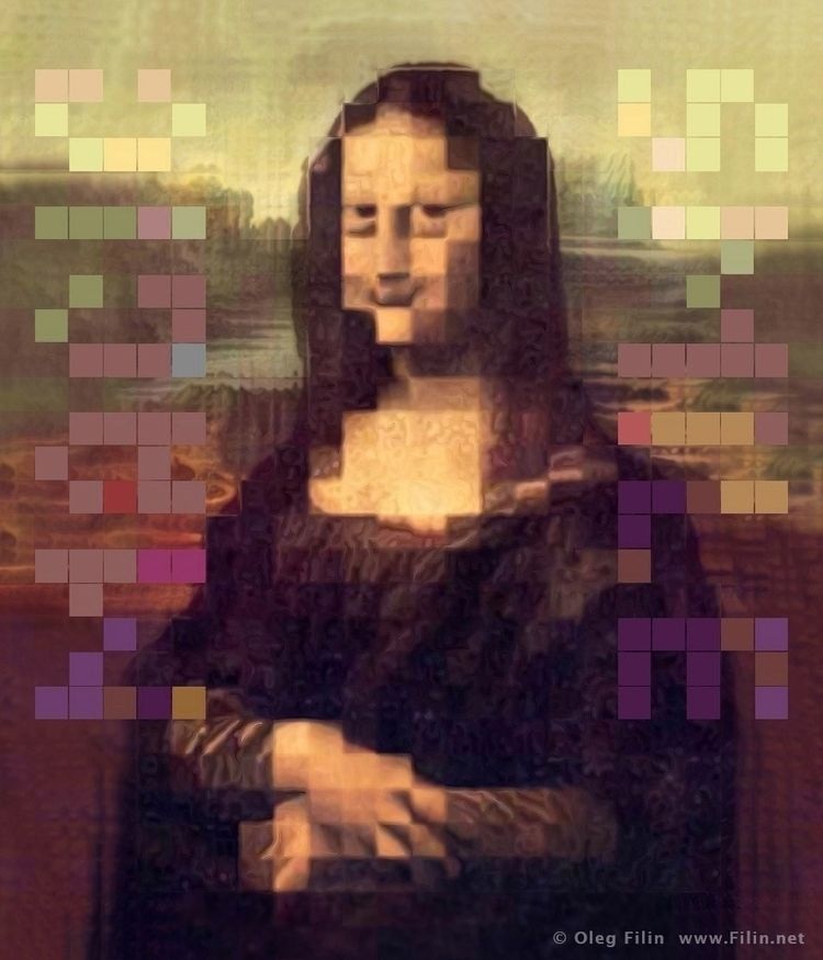 Mona Lisa -compact , art-design - filin | ello
