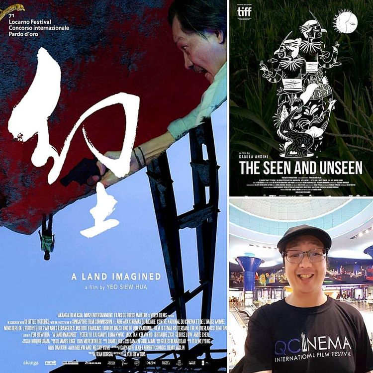 "Land Imagined"" won Film Asian W - vicsimon | ello"