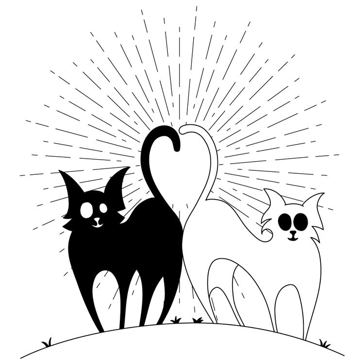 heart cats interested buying me - goker | ello