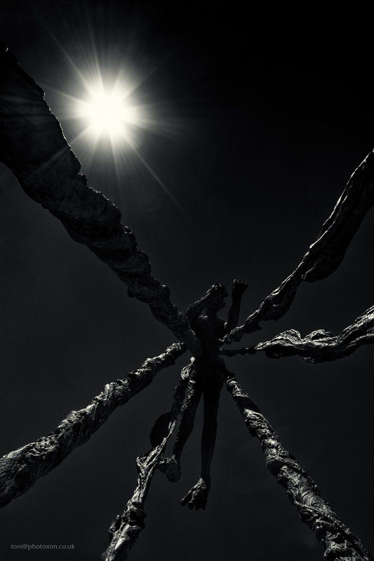 Icarus melts. London, UK 2018 - toni_ertl | ello