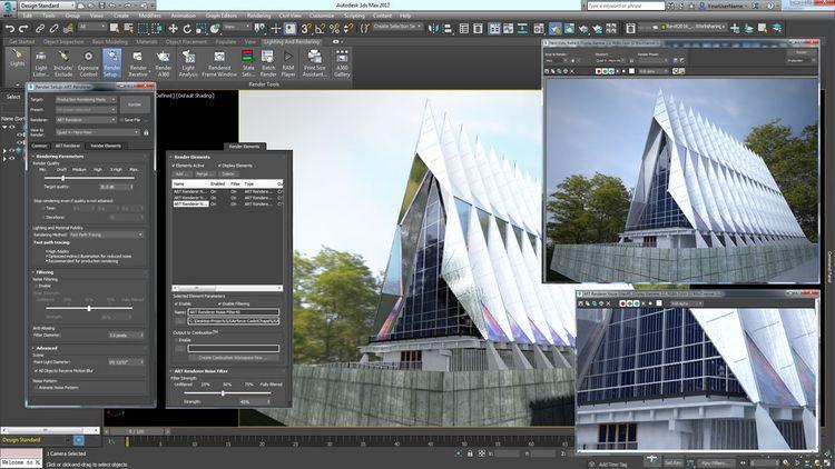 Autodesk 3ds Max Trang chủ: Aut - phanngocloi432 | ello