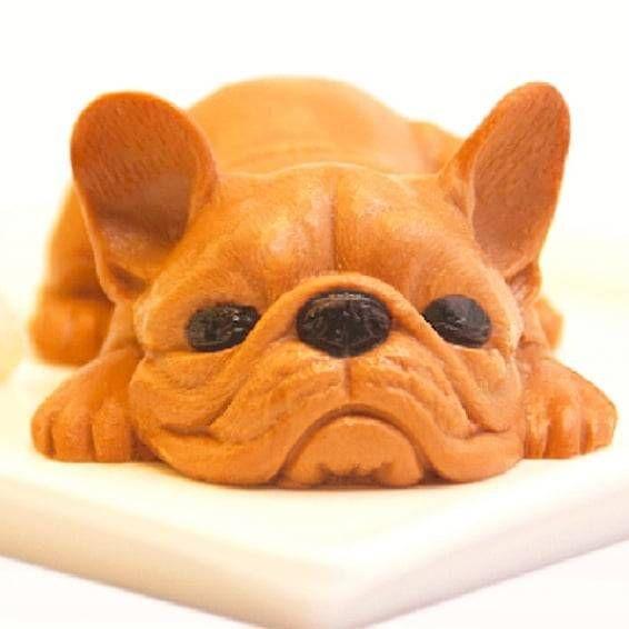 Cheesecake shaped cute Paw Club - vicsimon | ello