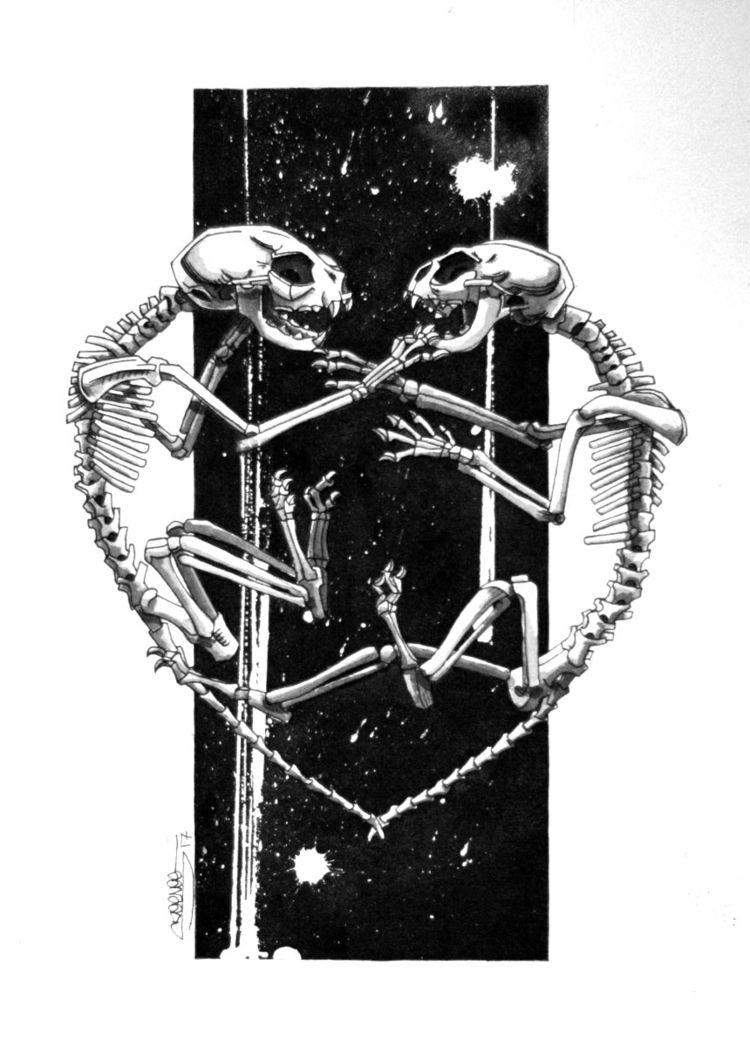 Kitten Skeletons, Skeenee, Foun - skeenee | ello