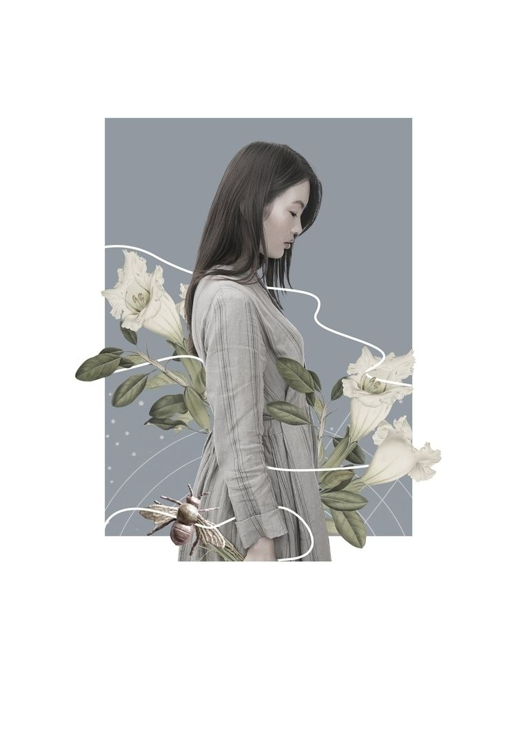 • Instagram Behance Tumblr - collage - olaszatk | ello