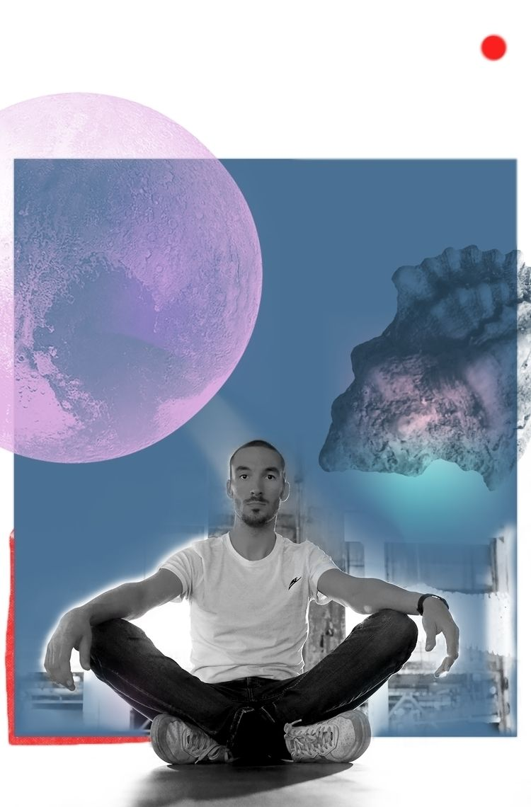 Promo artwork Berlin based musi - bysanjastar | ello