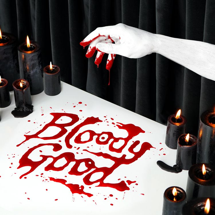 Wishing bloody good Halloween - josephalessio | ello