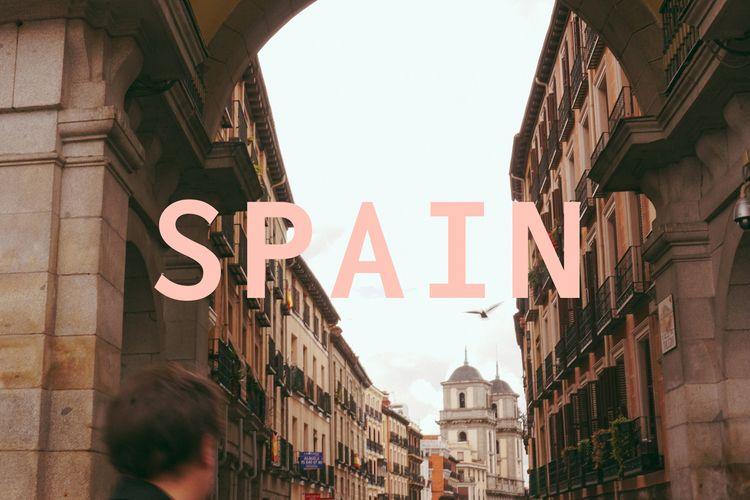 vlog channel - barcelona, madrid - uinverso | ello