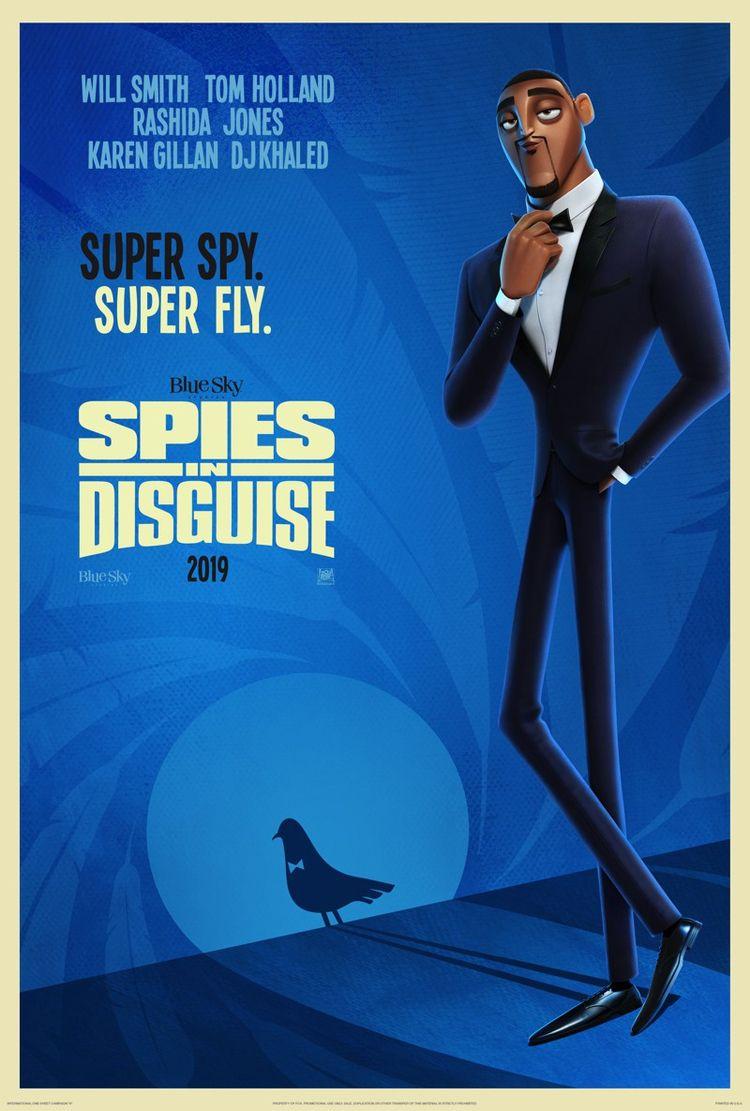 Spies Disguise - Trailer Set hi - comicbuzz | ello