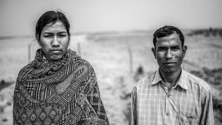 Teesta River, Bangladesh: WifeH - sr27pakbird | ello