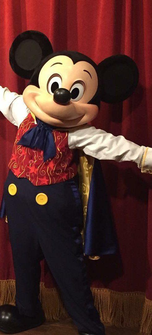 Mickey - Magician - kendrickrupp2y | ello