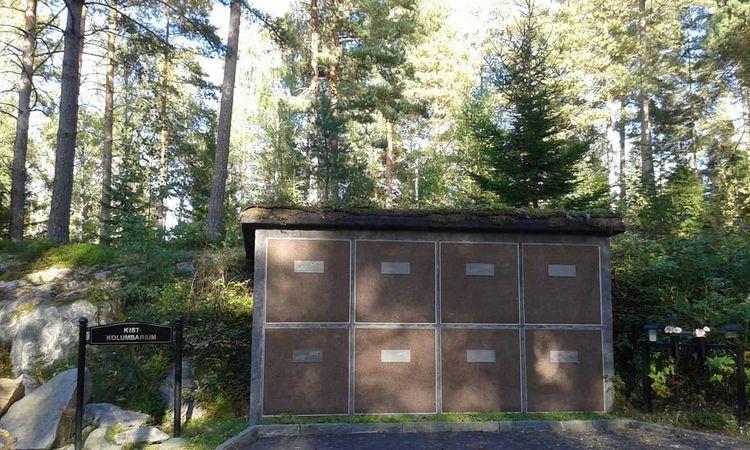Då Hovshaga begravningsplats fy - skogskyrkogardar | ello