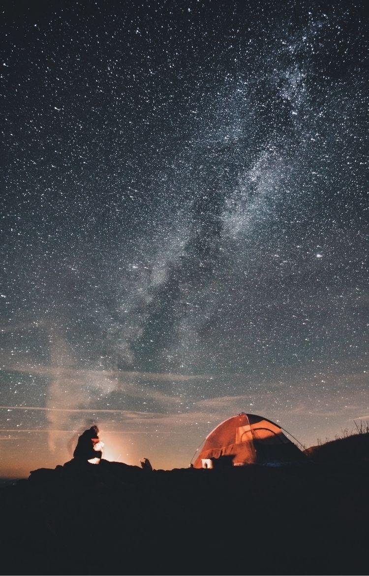 wonderful night stars - treywalker | ello