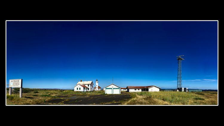light house located Fort Worden - ke7dbx | ello