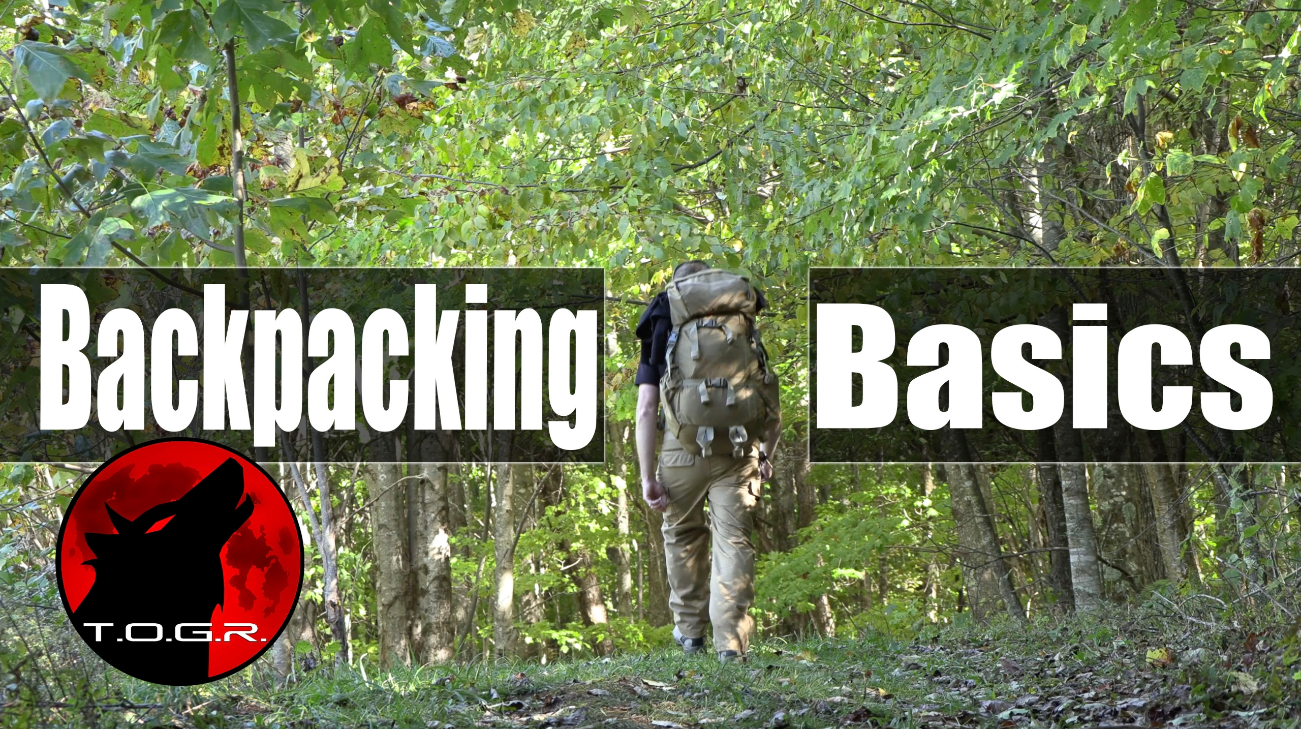 heard term Backpacking' episode - theoutdoorgearreview | ello