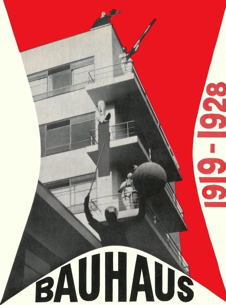 developed exhibition - HerbertBayer - bauhaus-movement | ello