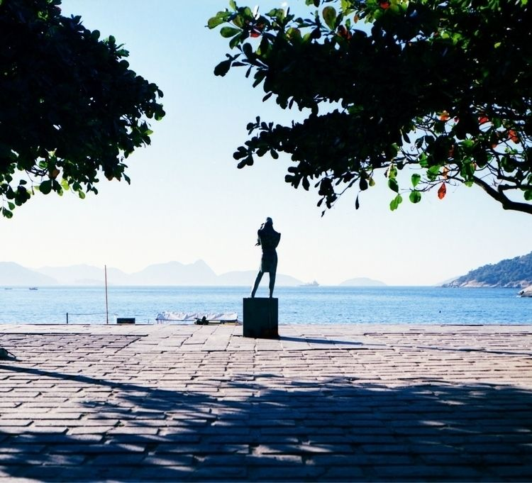 Blue hues morning Rio - mediumformat - kaikousa | ello