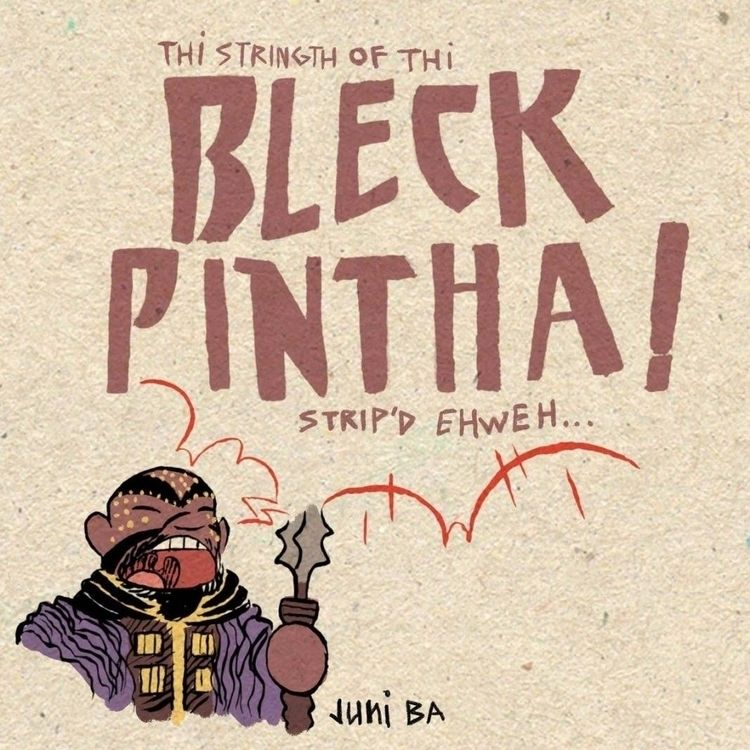 Black Panther, African Comics G - squidmag | ello