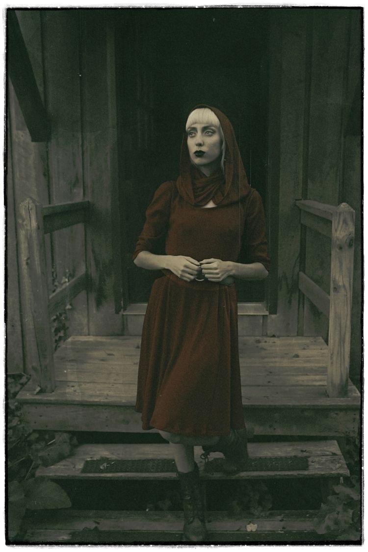Model: Lucy Magdalene - forevermagazine - stevelease | ello