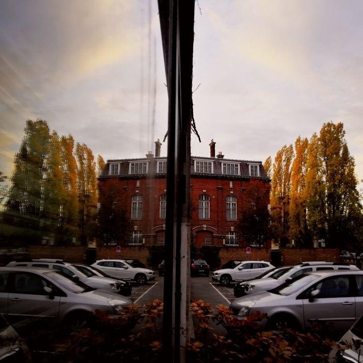 conceptuel, reflets, Lille, lillemaville - kervador | ello