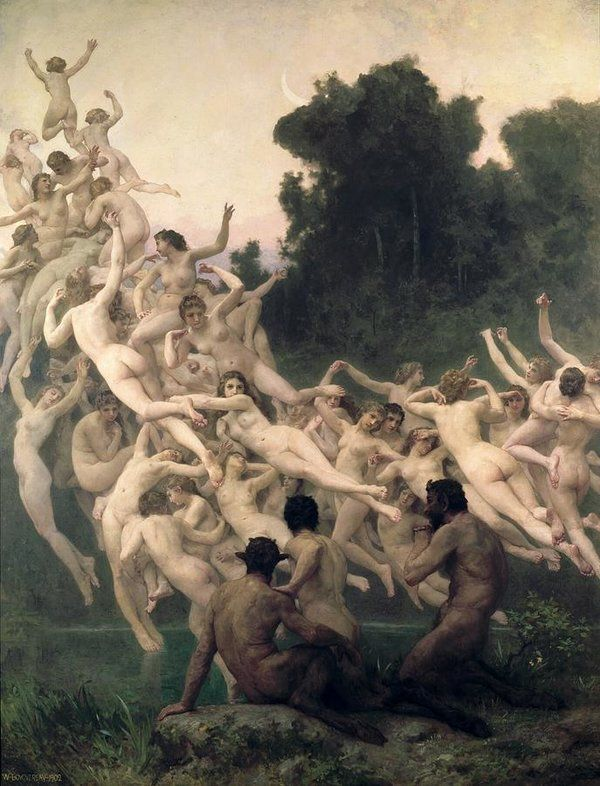 William Adolphe Bouguereau - Or - mildredtorres_ | ello