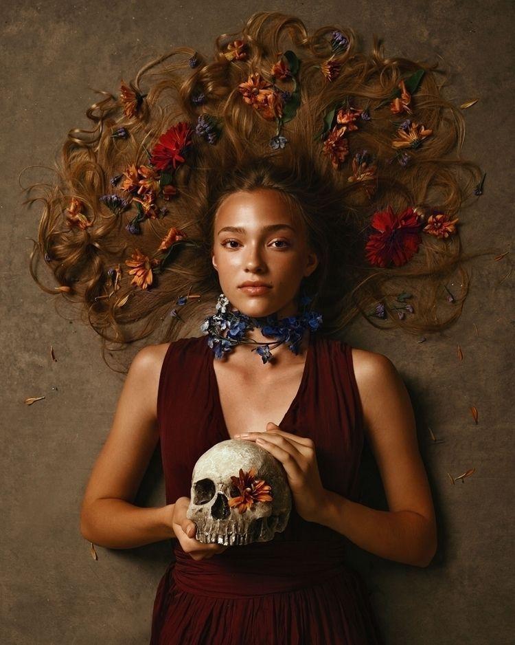 Photographer: Candice Ghai Styl - darkbeautymag | ello