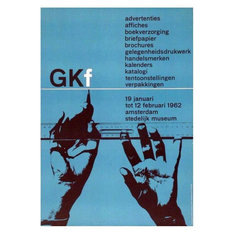 Wim Crouwel — Poster design exh - strouzas | ello