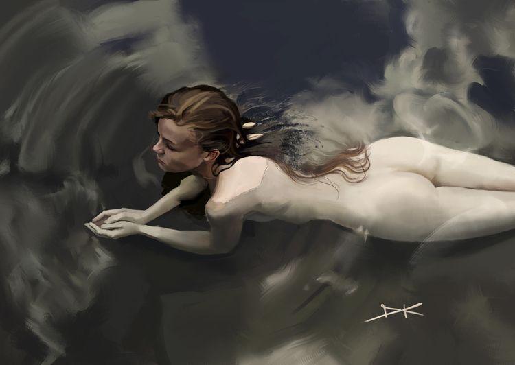Art Dmitry Kochetkov - Beauty - fantoche   ello