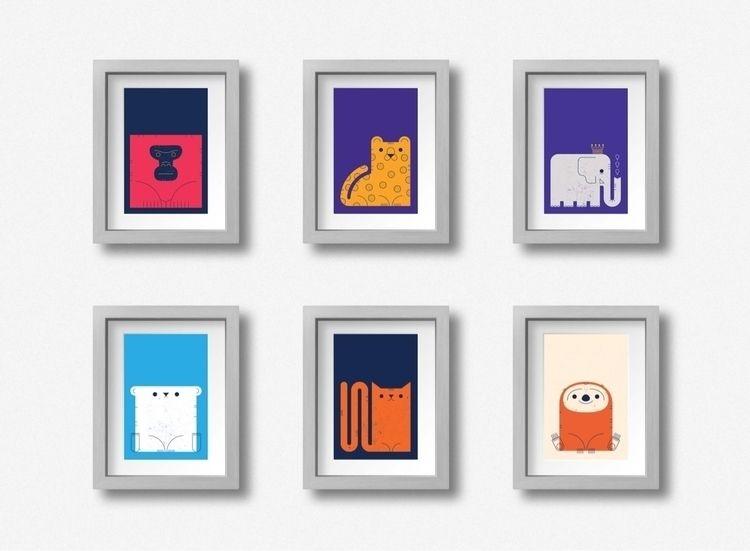 Prints sale — Animals / Mammals - dannygreaves | ello