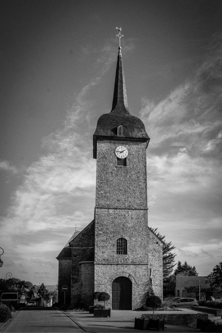 Church Britany - blindeffect | ello