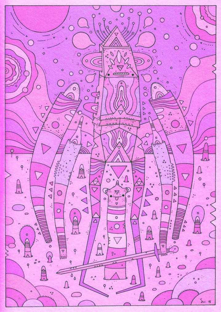 tgif - cosmicnuggets | ello
