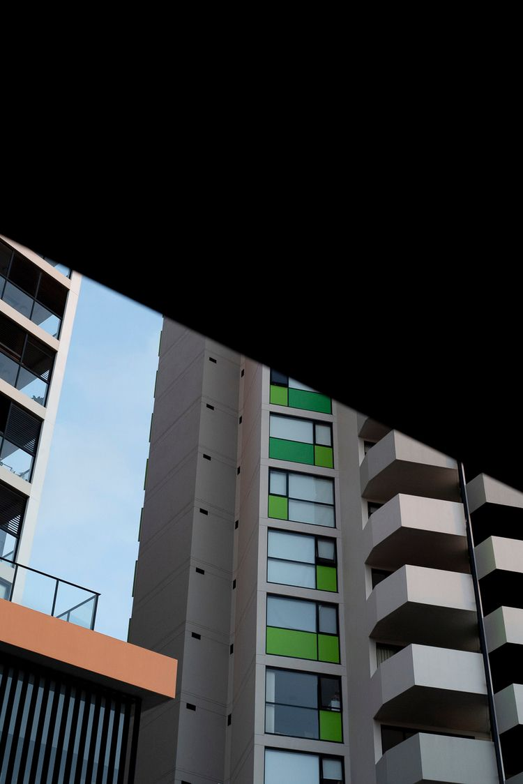 Lattice Redfern apartments, Syd - donurbanphotography | ello
