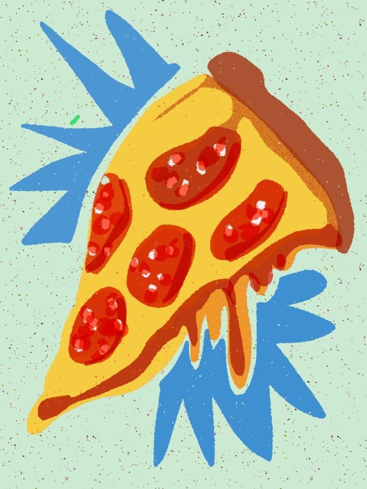 ODE PIZZA - katrienvanbreedam | ello