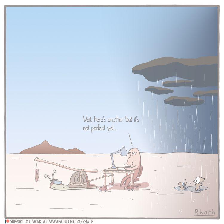 coming - webcomic, comic, cartoon - rhath | ello
