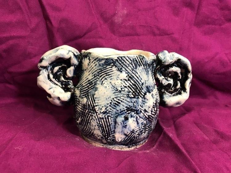 Ears • •#pottery - ceramics, handmade - phobic_mango | ello