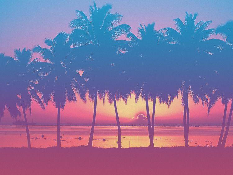 Stay cool. :cocktail::palm_tree - unlimitedrec   ello