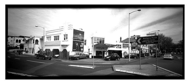 Hampden Road Service Station, B - michaelfinder | ello