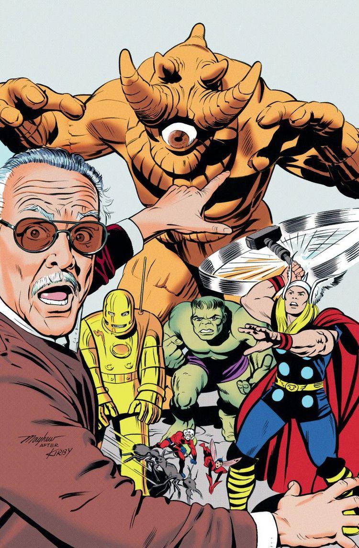 RIP Stan Man' Lee - villo | ello