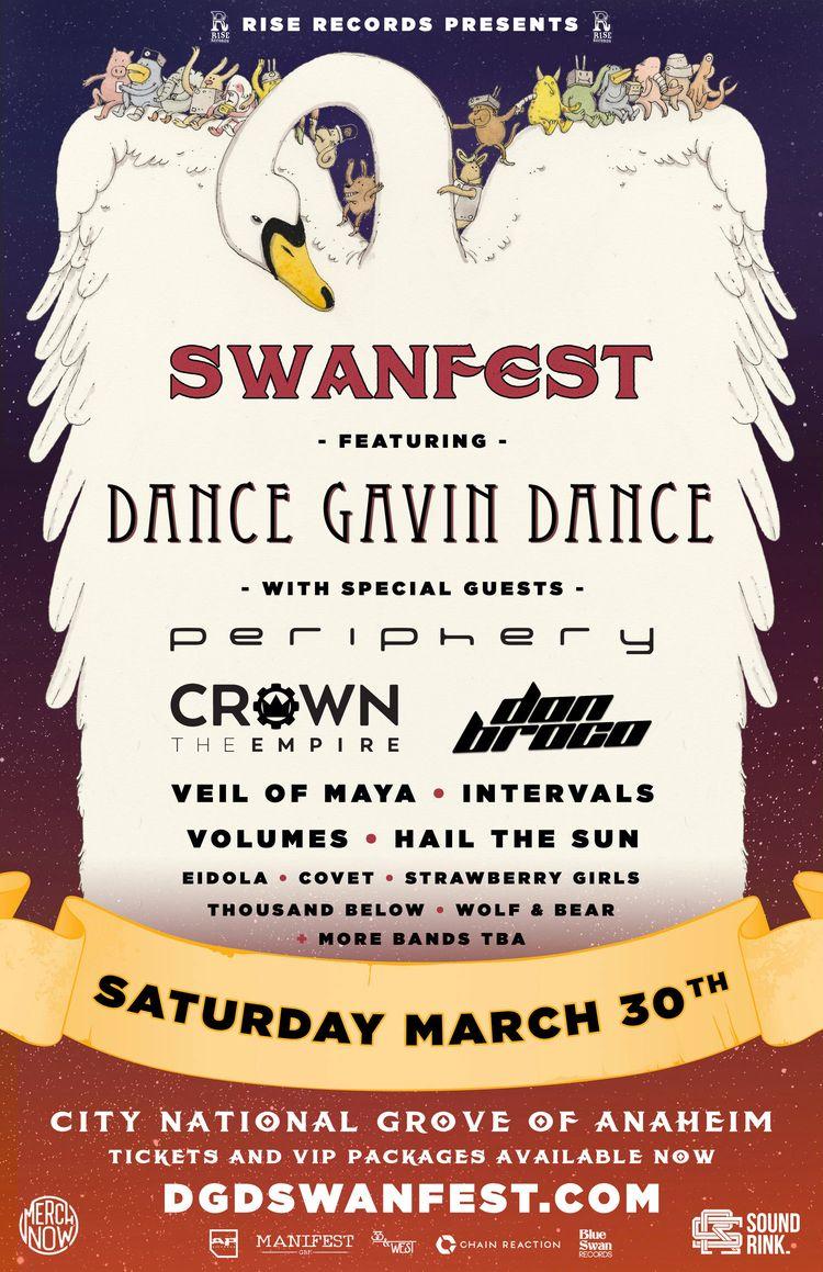 Swanfest information - mattiasadolfsson | ello