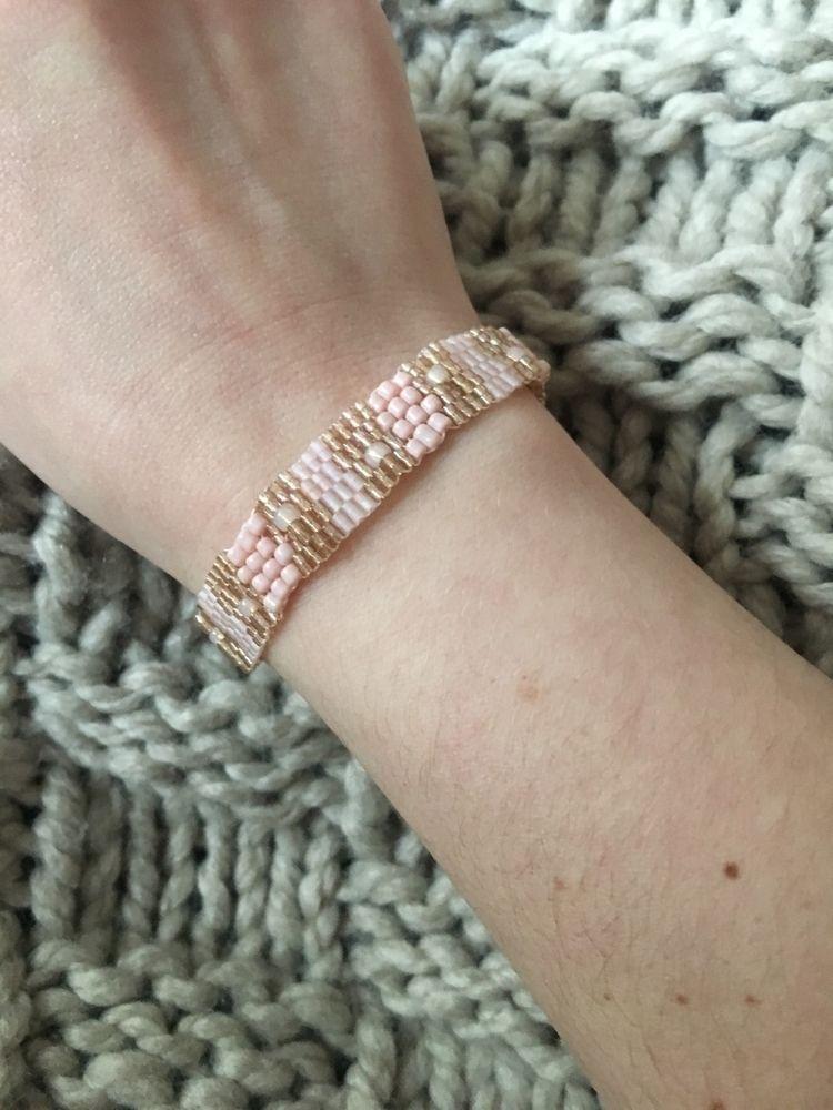 beaded bracelets working colors - layneelou | ello